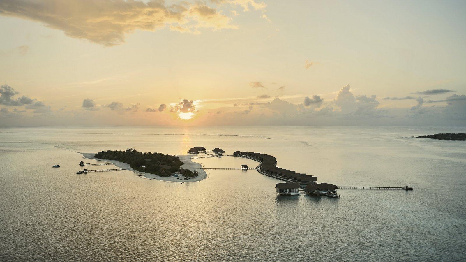 Мальдивы, отель COMO Cocoa Island