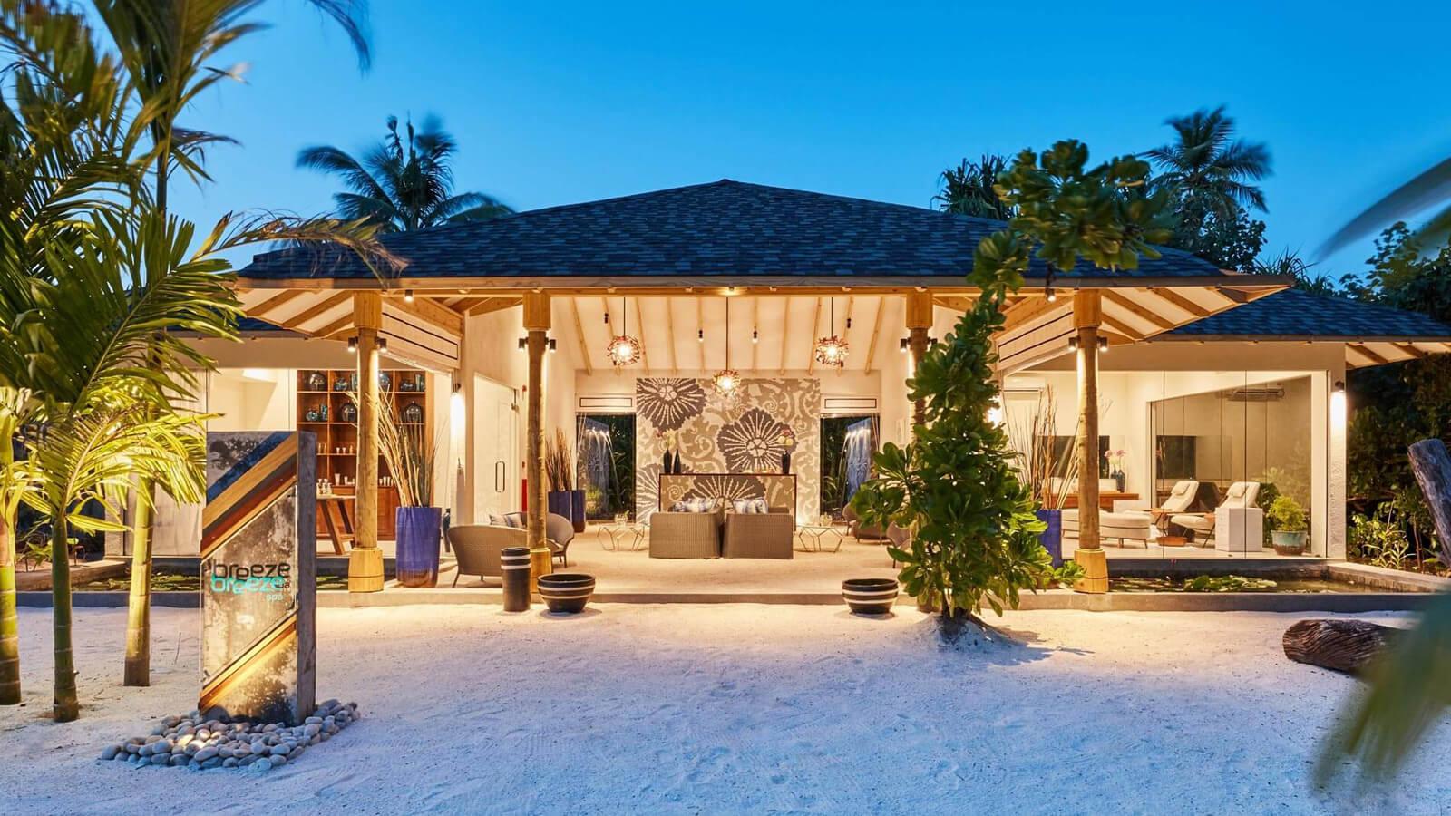 Мальдивы, Amari Havodda Maldives, спа