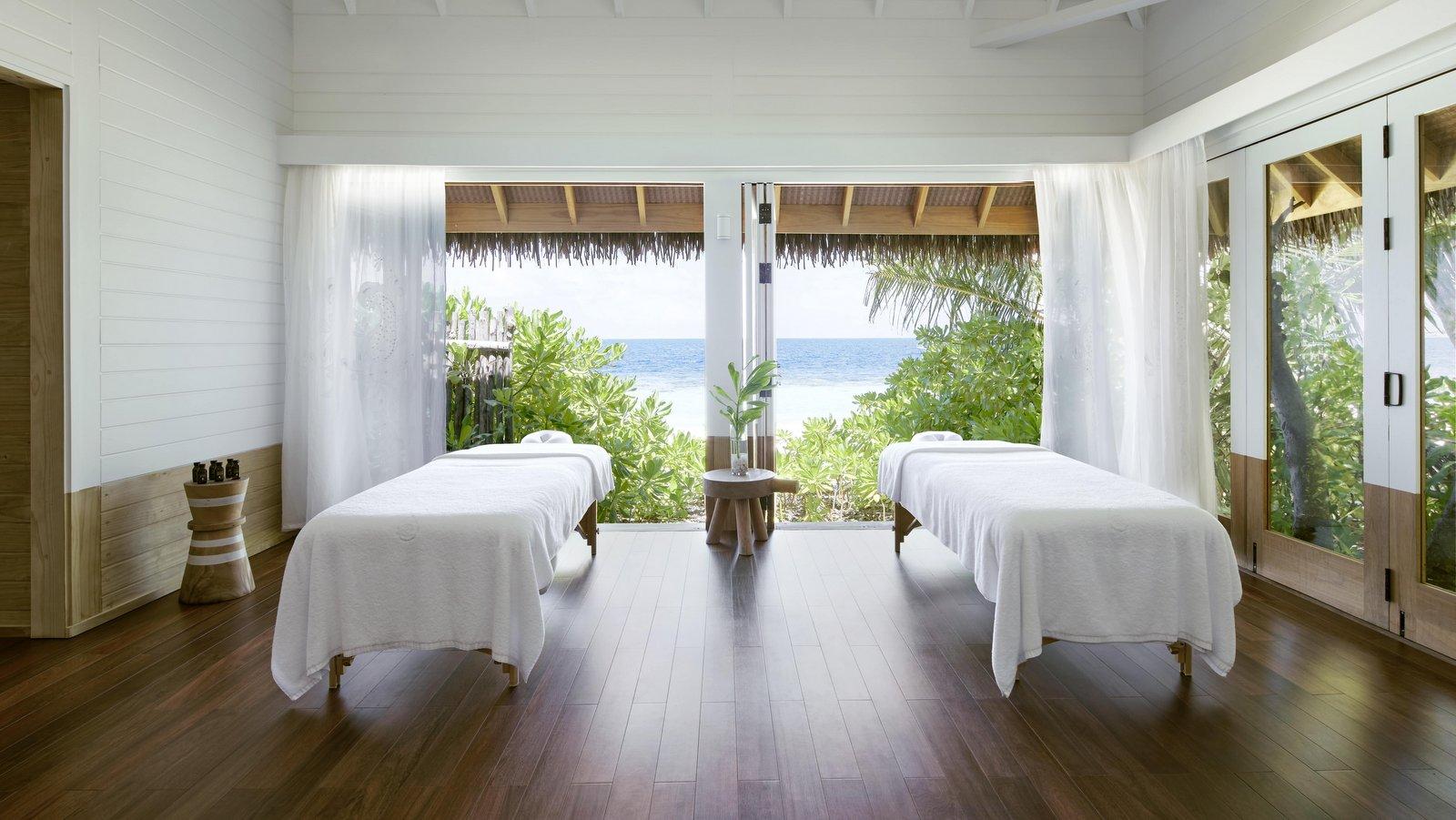Мальдивы, отель COMO Cocoa Island, спа