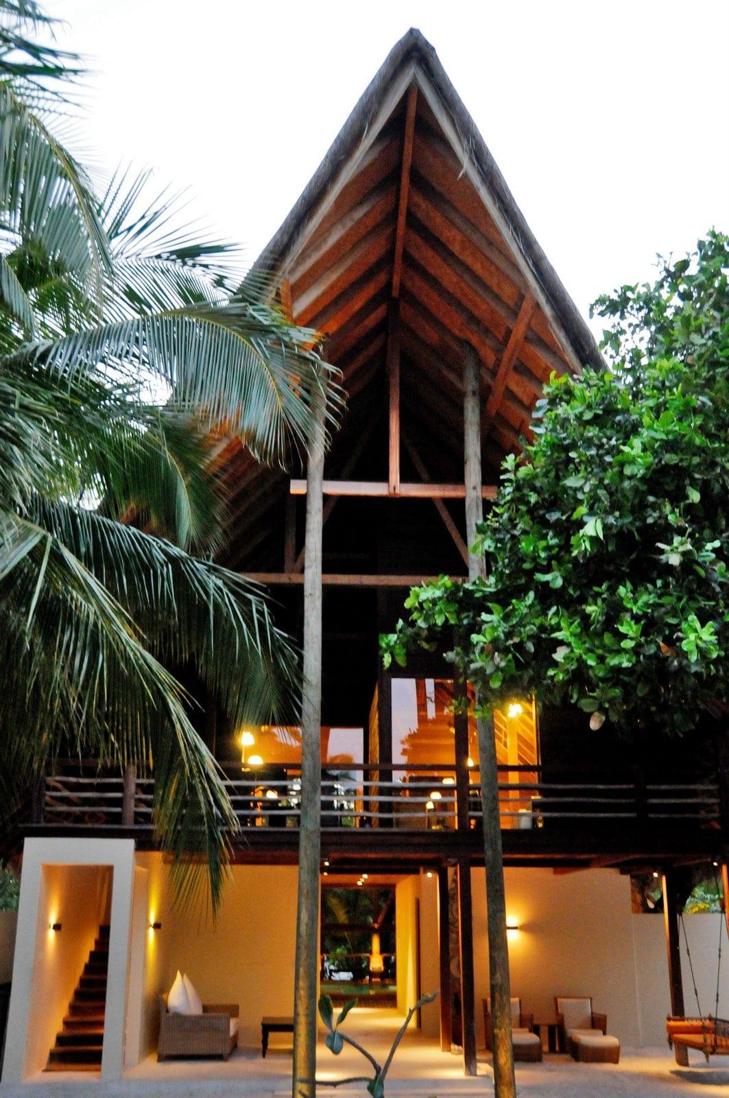 Мальдивы, отель COMO Cocoa Island, гидротерапия