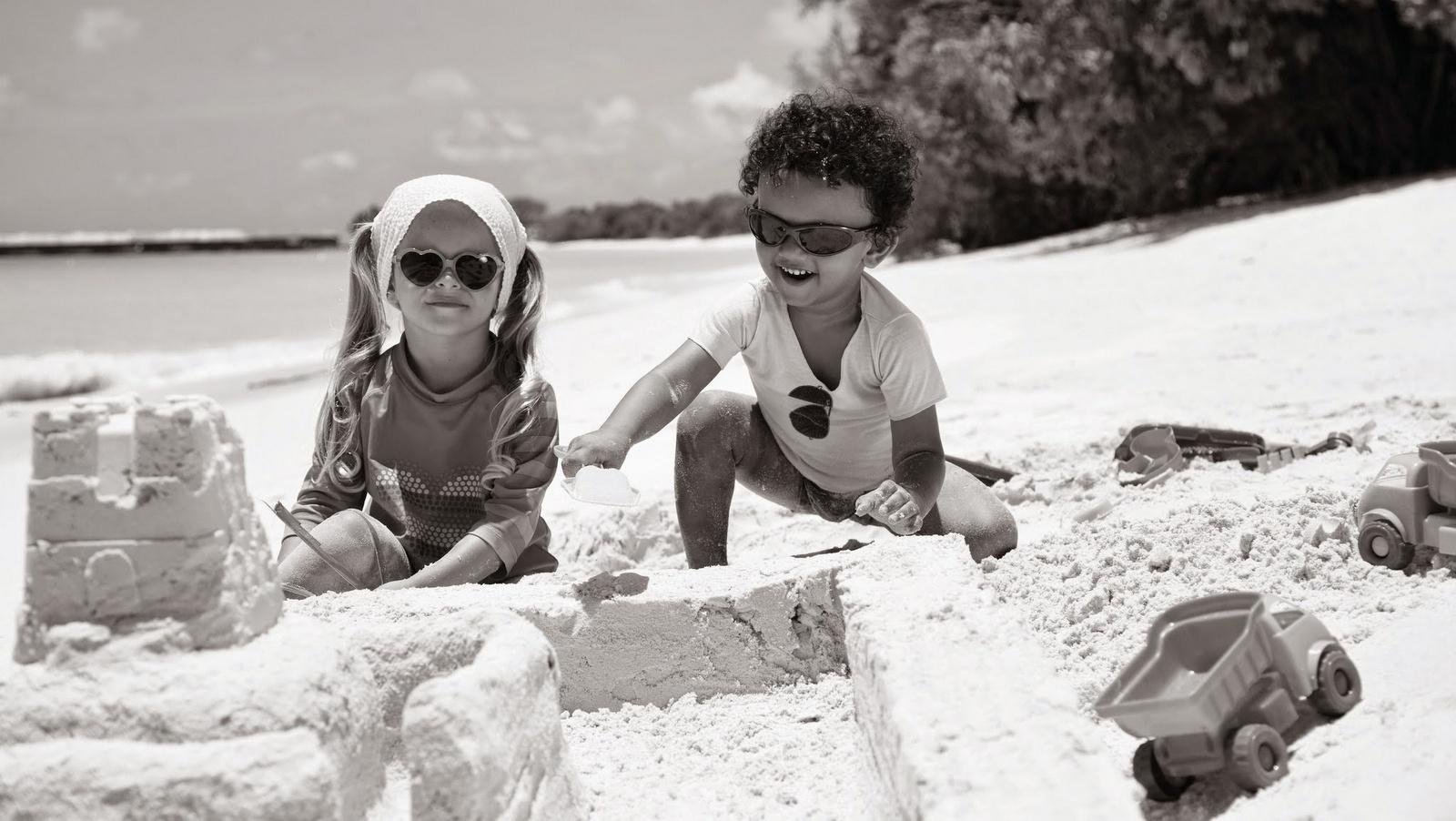 Мальдивы, отель Hideaway Beach Resort & Spa, дети