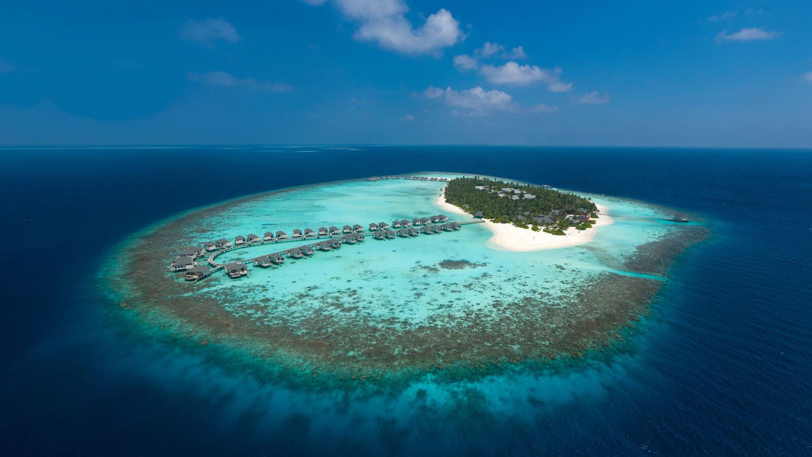 Мальдивы, отель Amari Havodda Maldives, остров