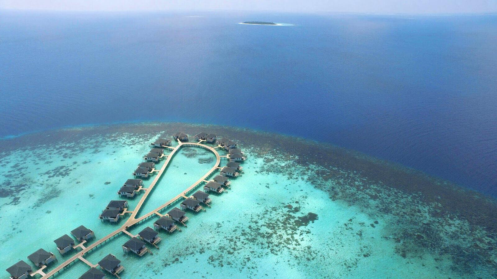 Мальдивы, отель Amari Havodda Maldives