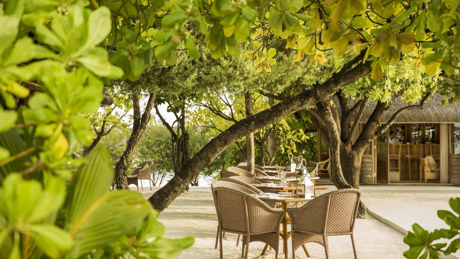 Мальдивы, отель COMO Cocoa Island, Ufaa Restaurant
