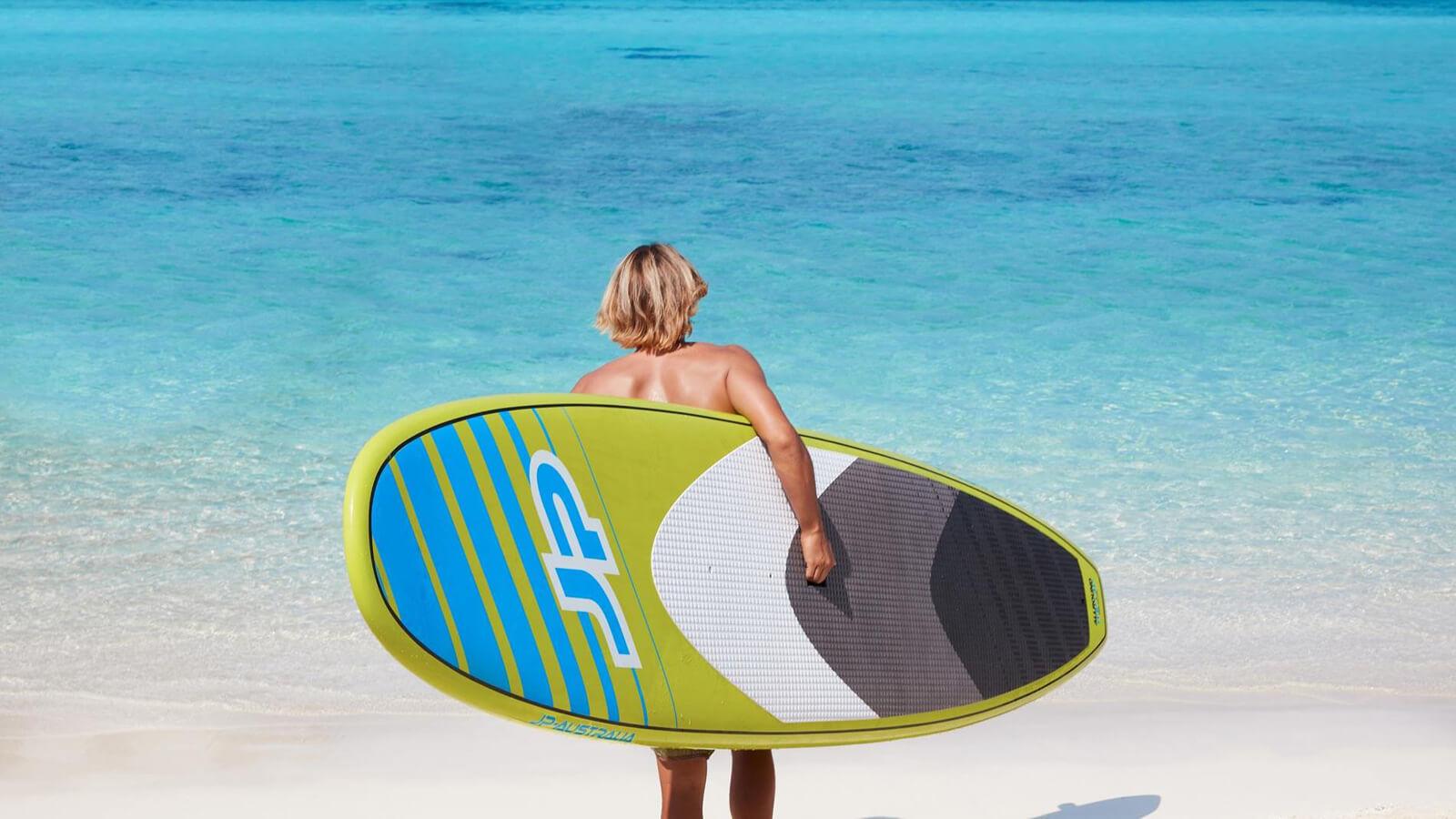 Мальдивы, отель Amari Havodda Maldives, серфинг