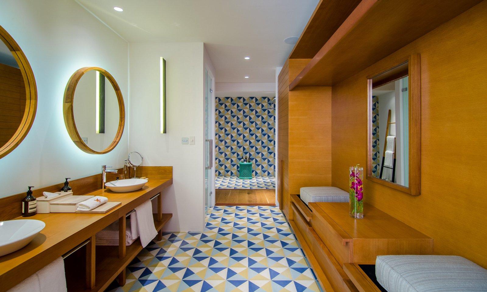 Мальдивы, Отель Amilla Fushi Maldives, номер The Great Beach Residence