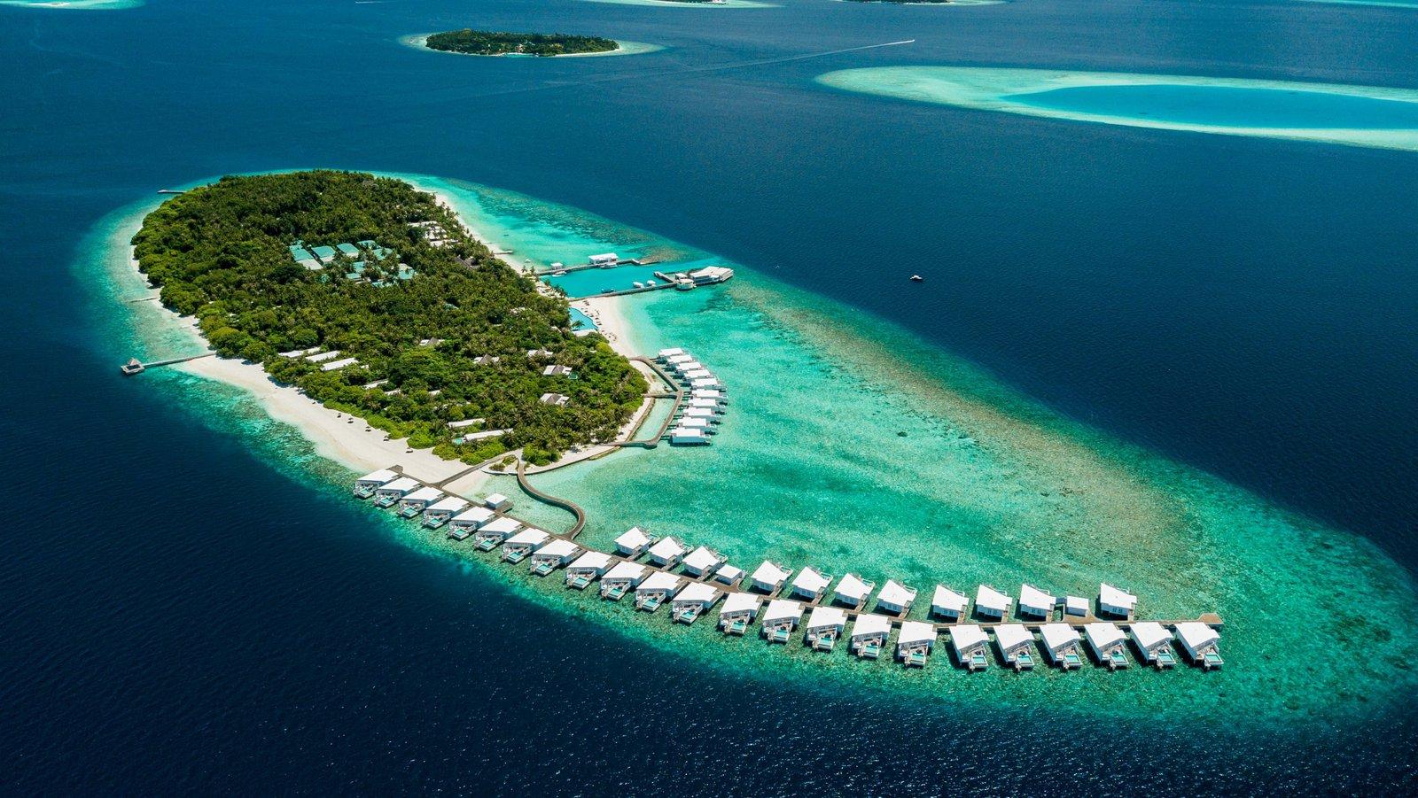 Мальдивы, отель Amilla Fushi Maldives