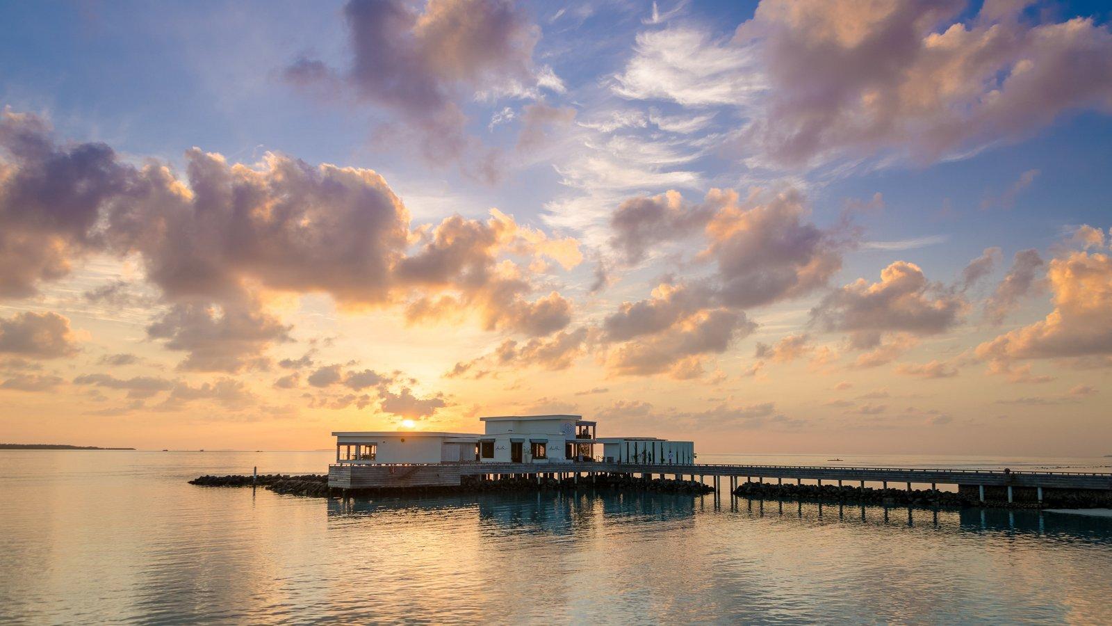 Мальдивы, отель Amilla Fushi Maldives, ресторан Feeling Koi
