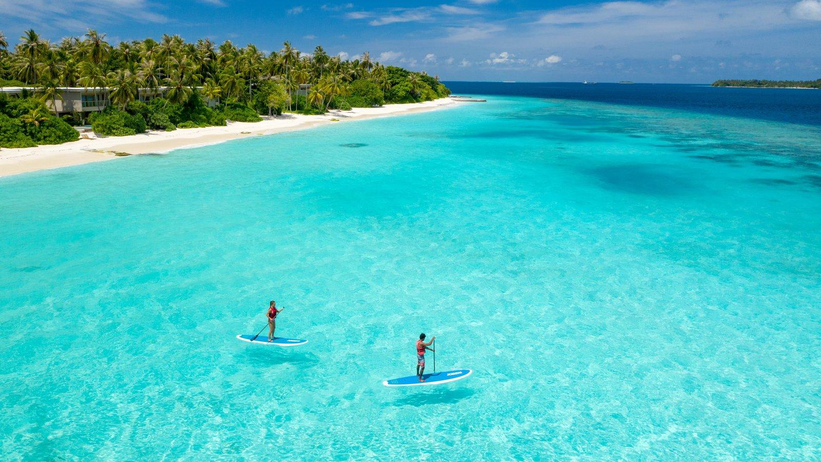 Мальдивы, отель Amilla Fushi Maldives, водный спорт