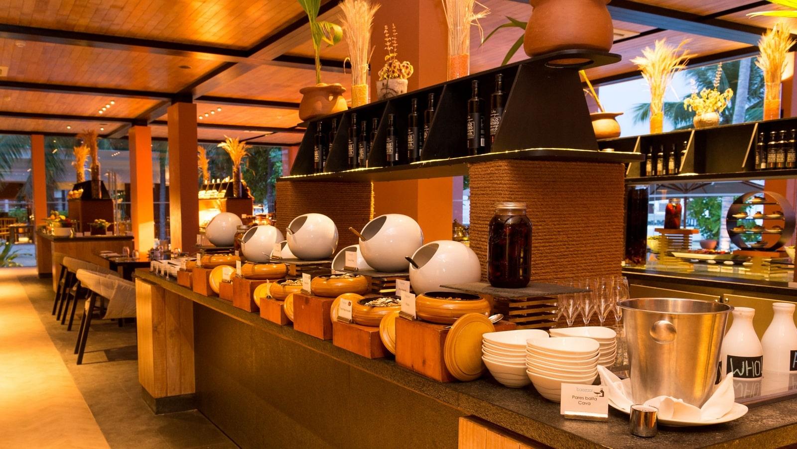 Мальдивы, отель Amilla Fushi Maldives, ресторан Fresh