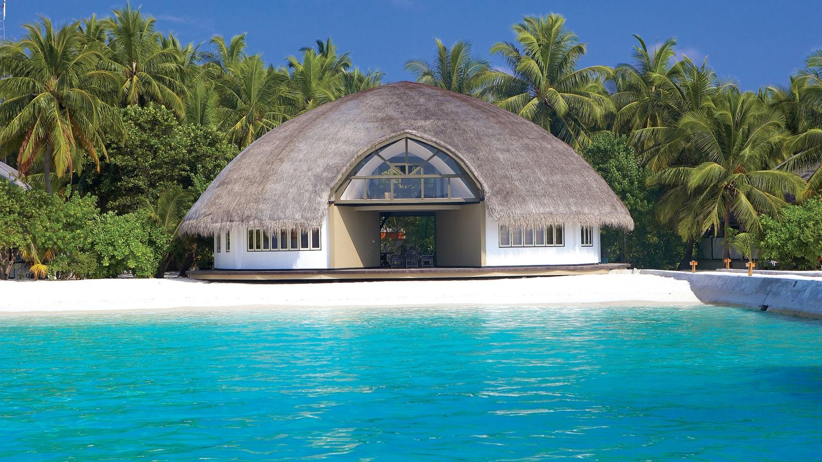 Мальдивы, отель Angsana Velavaru