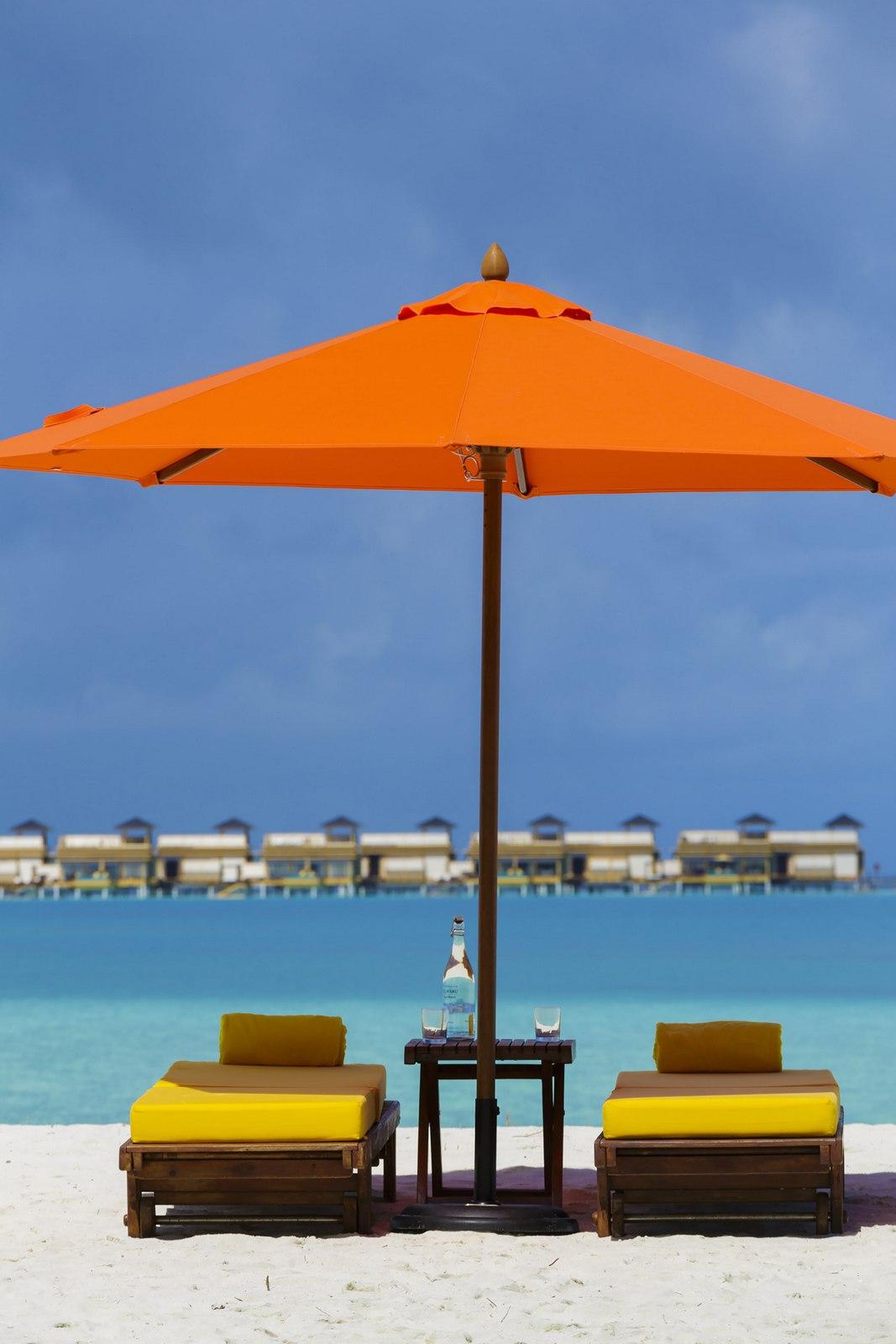 Мальдивы, отель Angsana Velavaru, номер Velavaru Two Bed Room Villa
