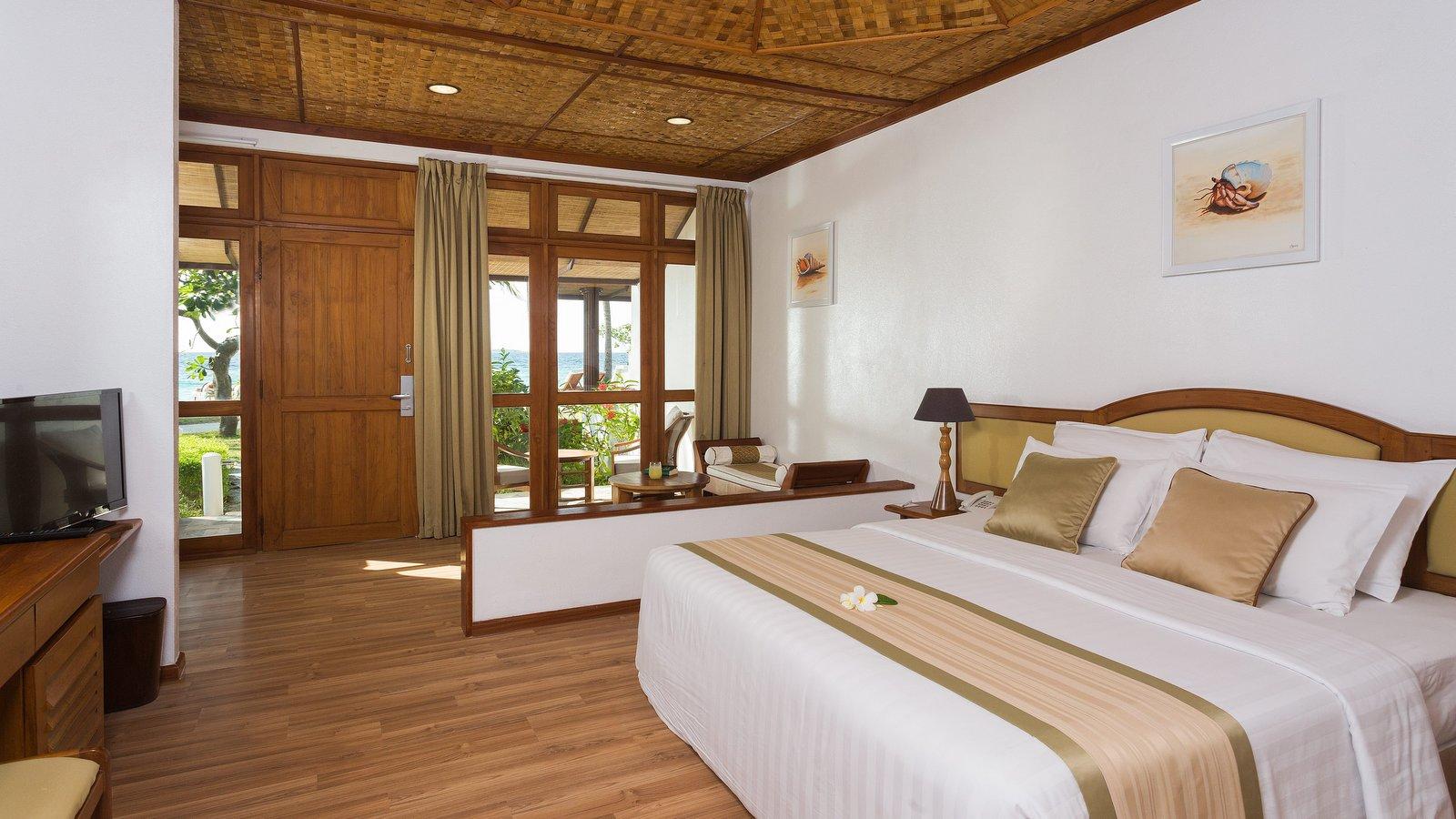 Мальдивы, отель Bandos Maldives, номер Standard Room