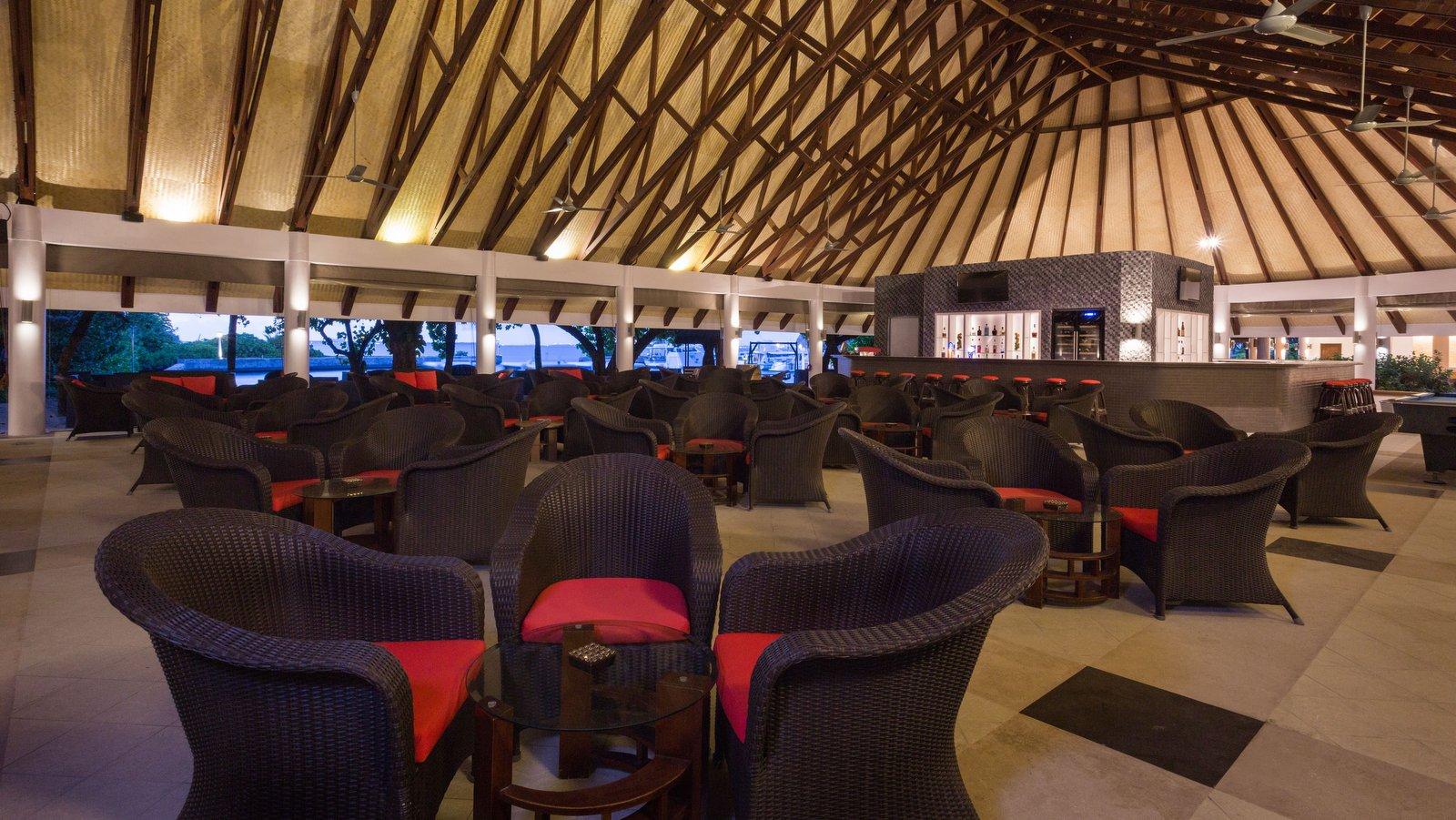 Мальдивы, отель Bandos Maldives, Sand Bar