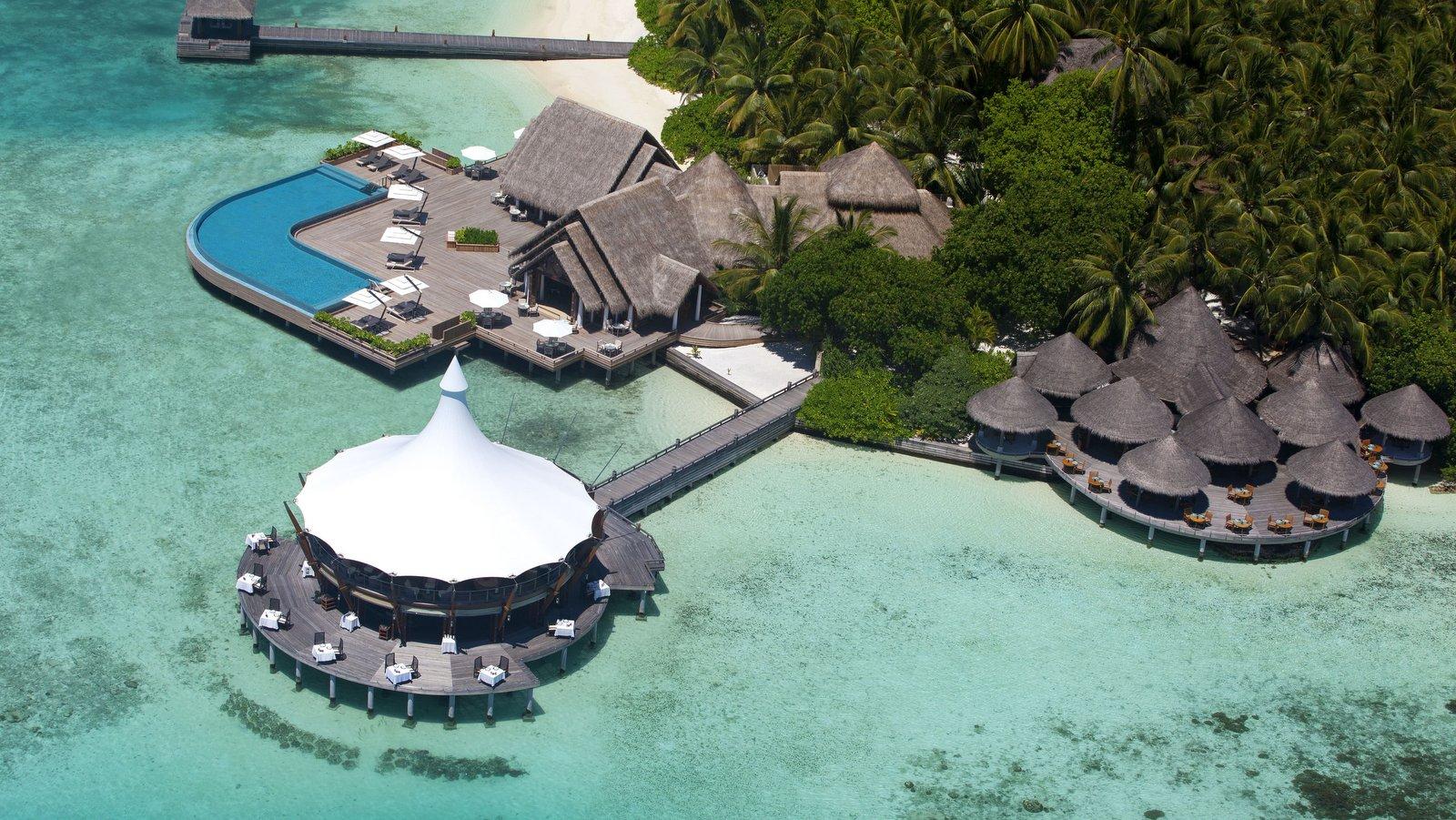 Мальдивы, отель Baros Maldives