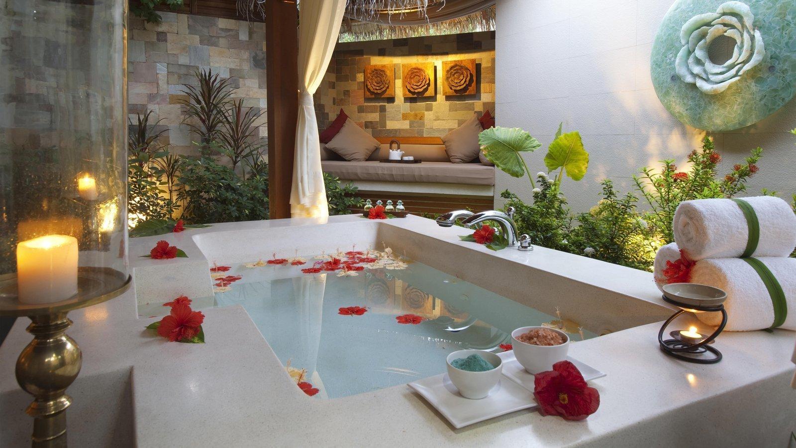 Мальдивы, отель Baros Maldives, спа