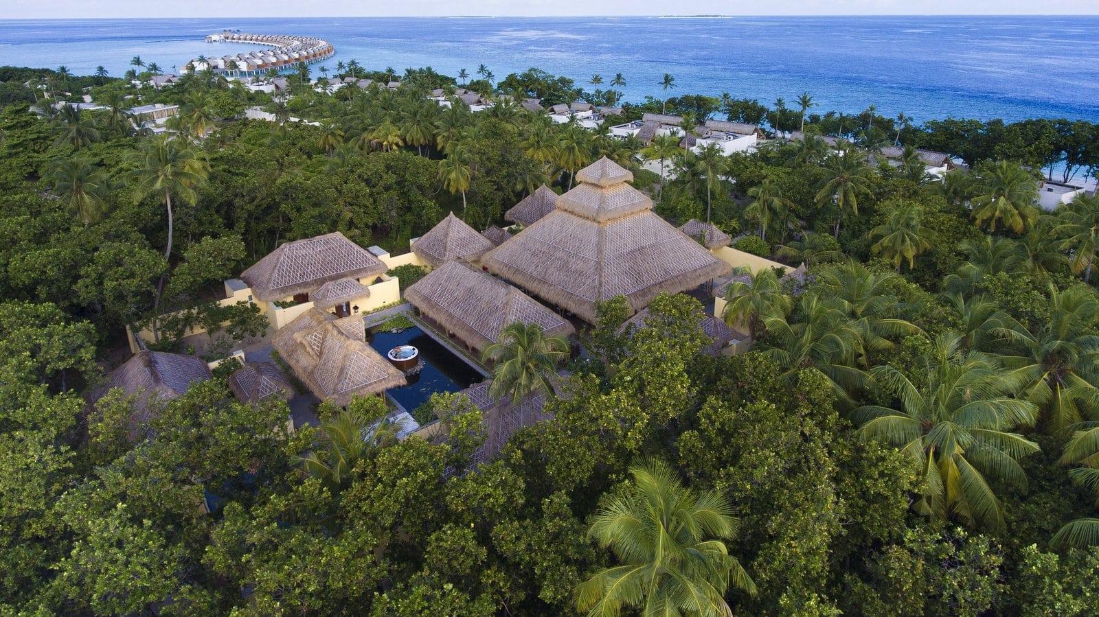 Мальдивы, отель Emerald Maldives Resort & Spa
