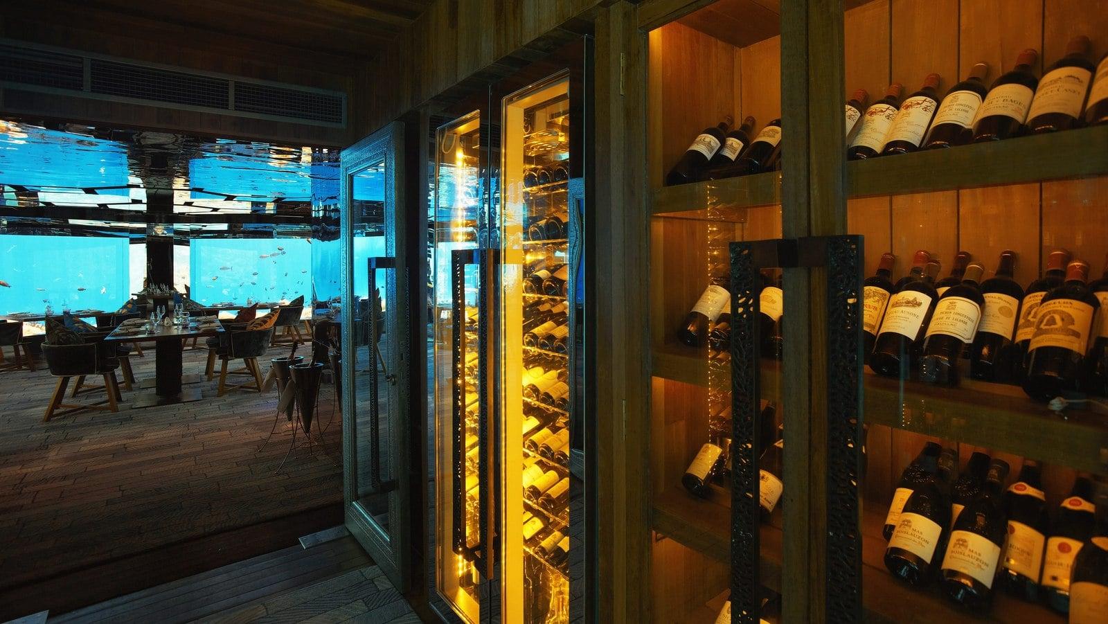 Мальдивы, отель Anantara Kihavah Maldives Villas, ресторан Sea