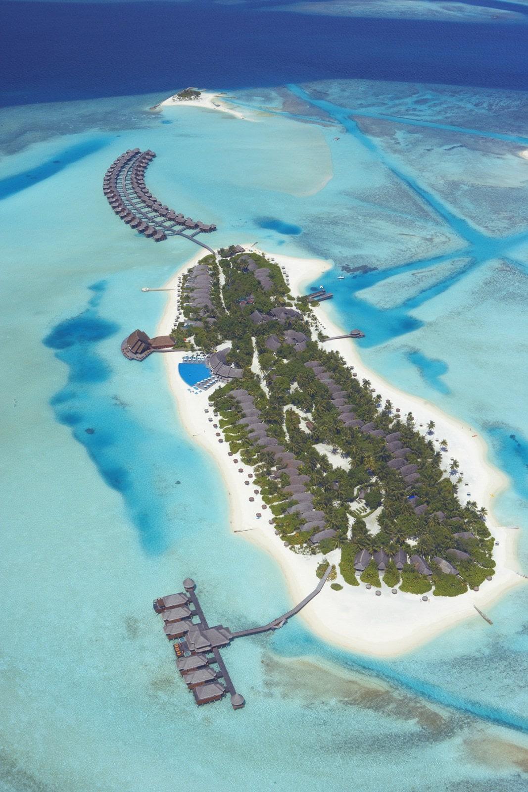 Мальдивы, отель Anantara Dhigu Maldives Resort
