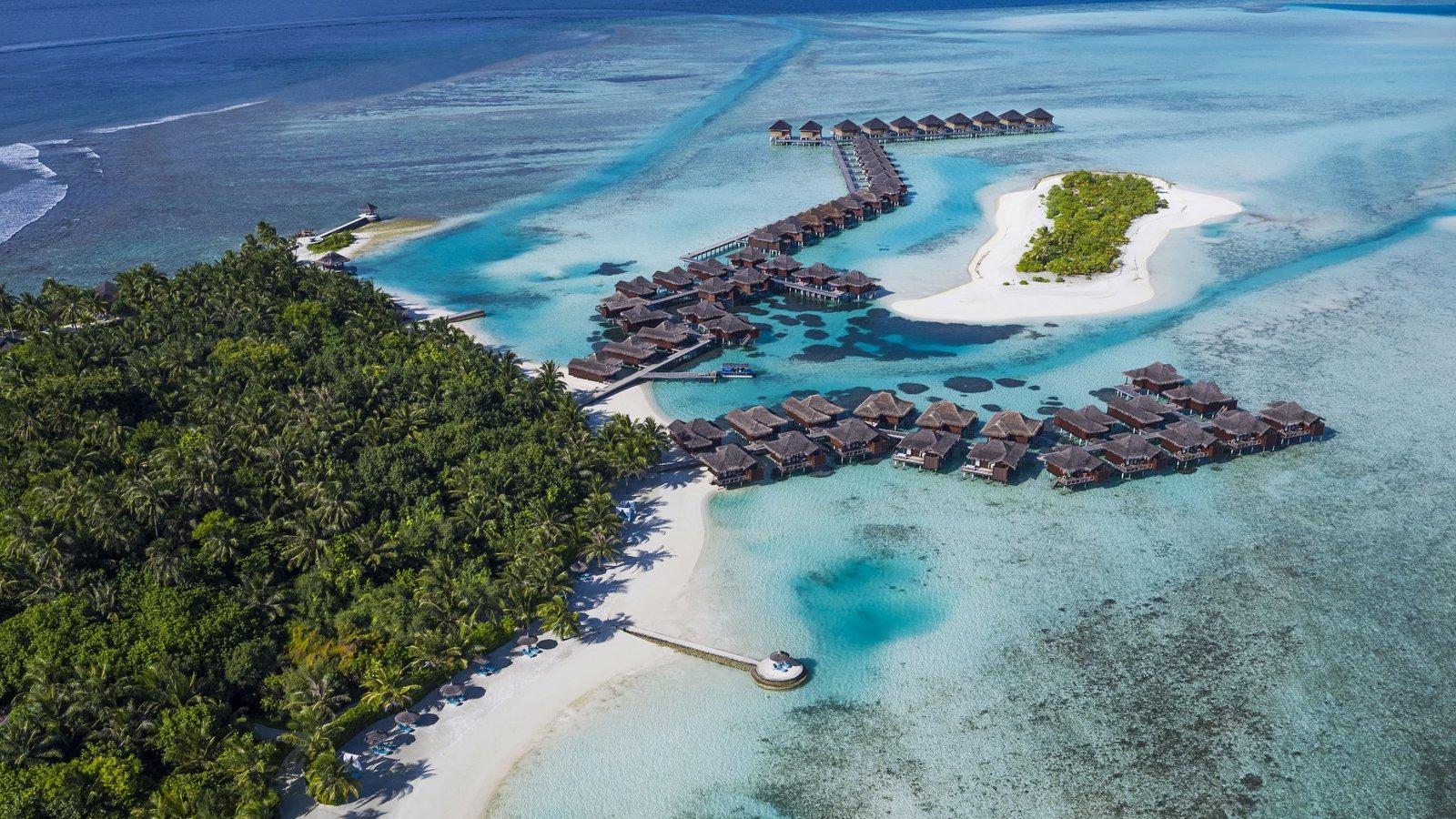 Мальдивы, отель Anantara Veli