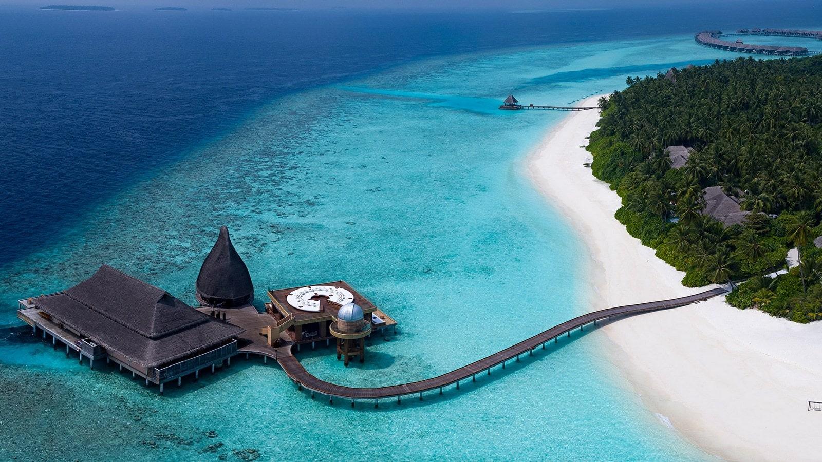 Мальдивы, отель Anantara Kihavah Maldives Villas