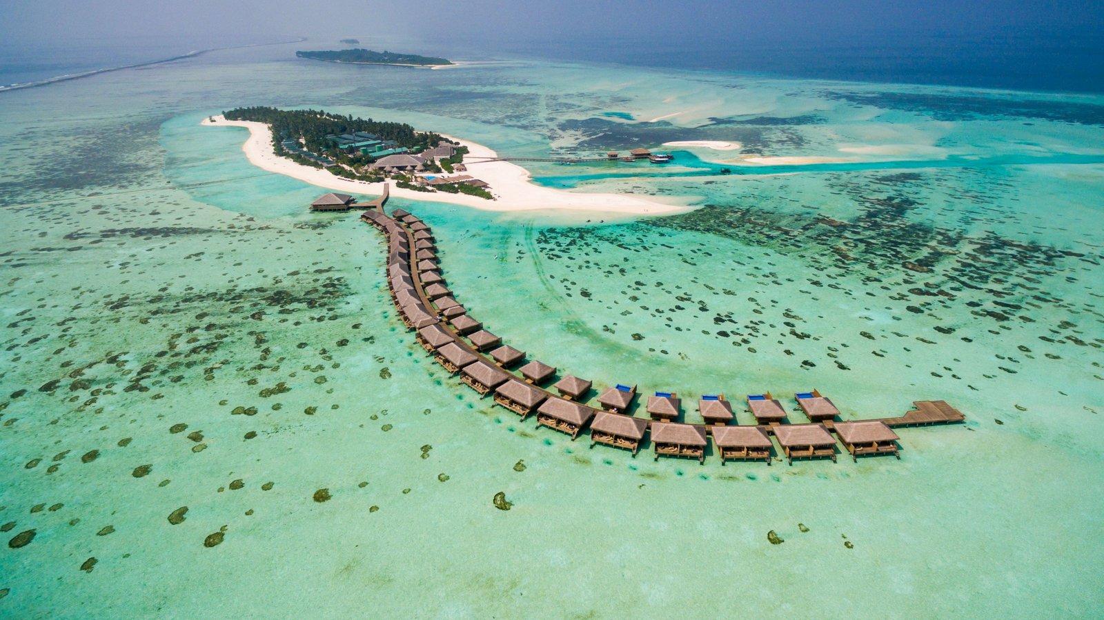 Мальдивы, отель Cocoon Maldives, водные виллы