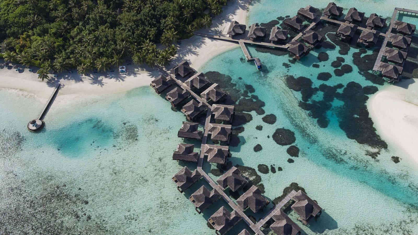 Мальдивы, отель Anantara Veli Resort