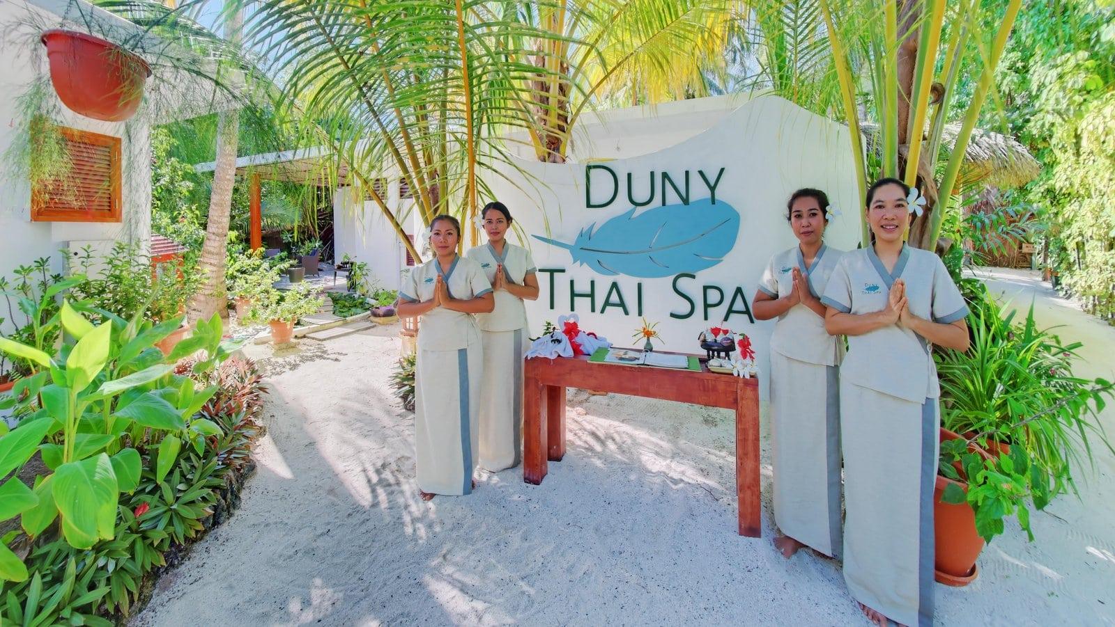 Мальдивы, отель Angaga Island Resort & Spa, спа