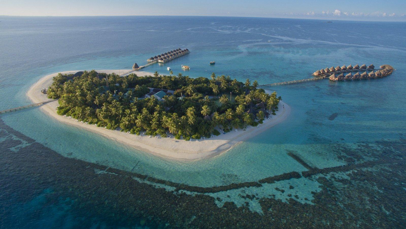 Мальдивы, отель Angaga Island Resort & Spa