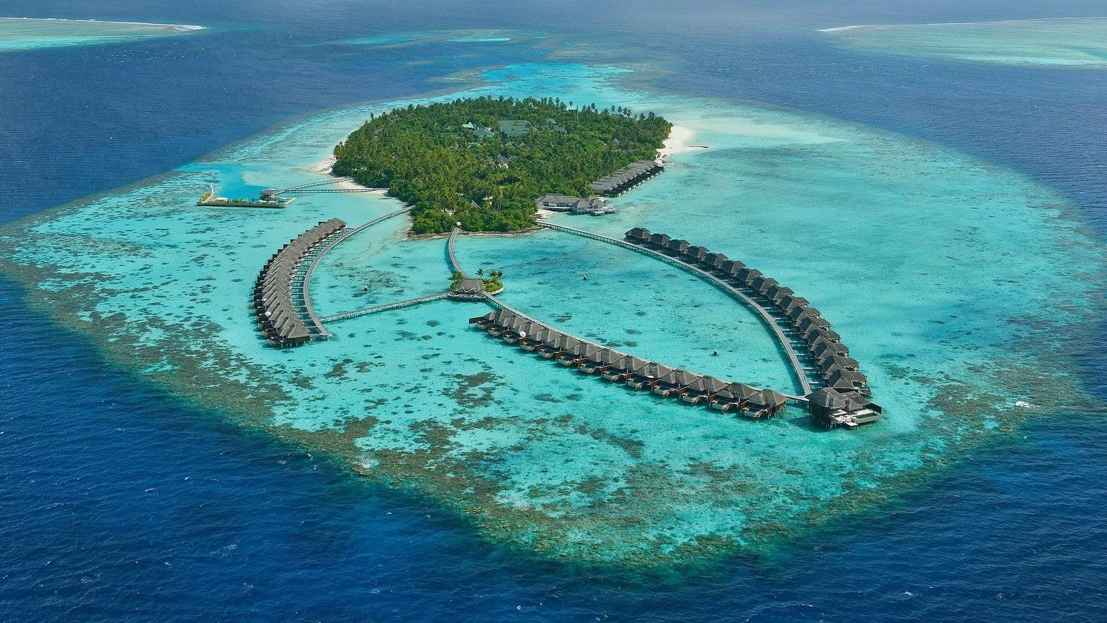 Мальдивы, отель Ayada Maldives, остров