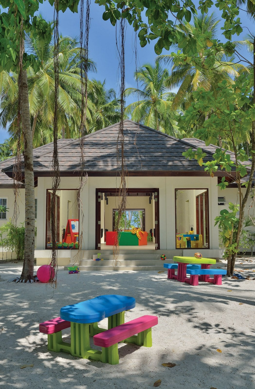 Мальдивы, отель Atmosphere Kanifushi Maldives, детский клуб
