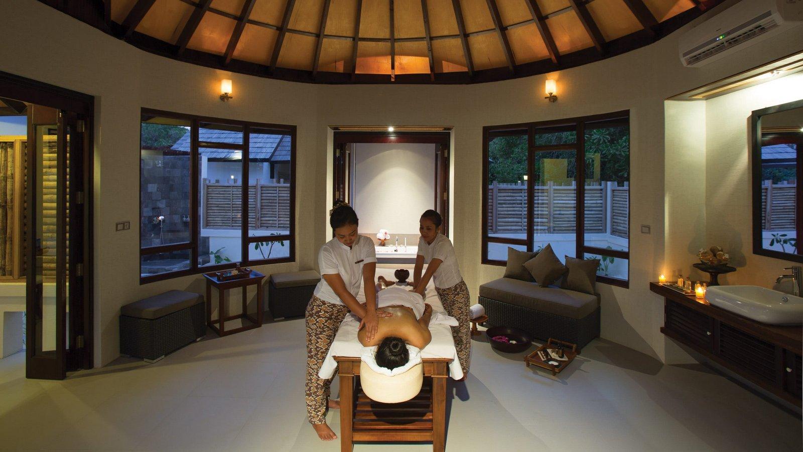 Мальдивы, отель Atmosphere Kanifushi Maldives, спа
