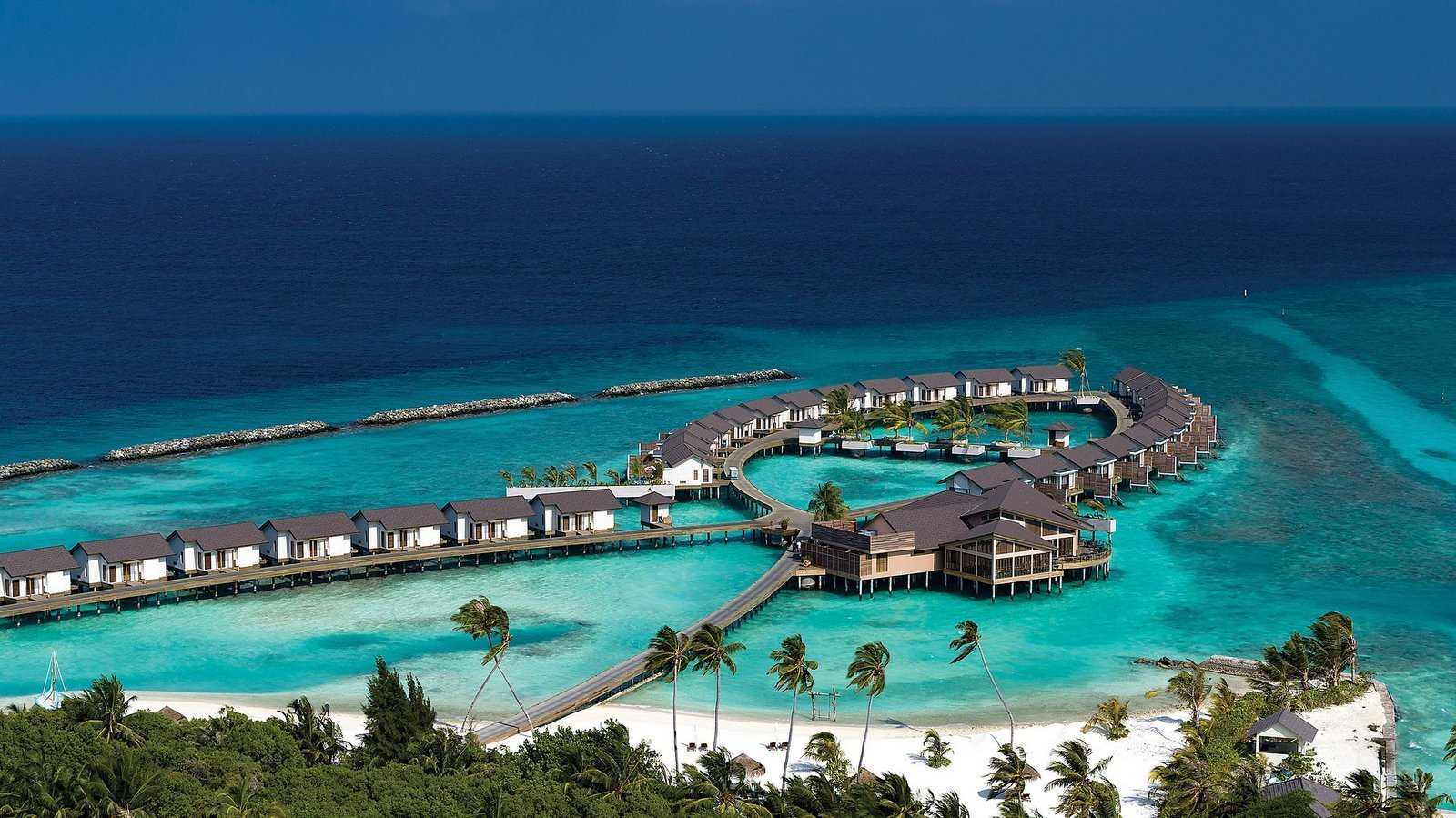 Мальдивы, отель Atmosphere Kanifushi Maldives