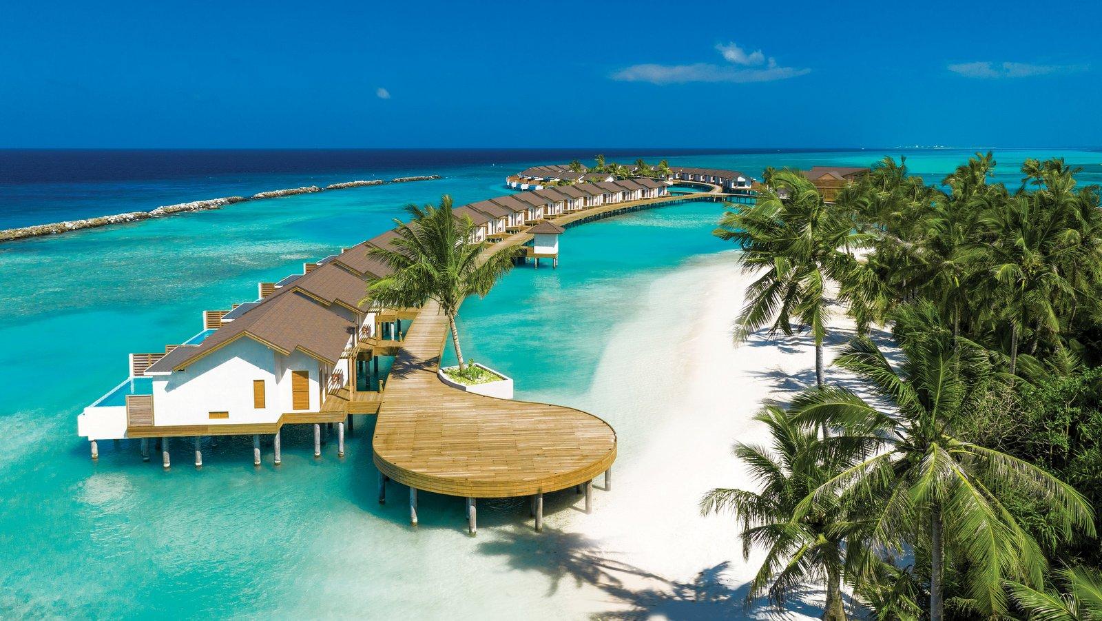 Мальдивы, отель Atmosphere Kanifushi Maldives, номер Water Villa