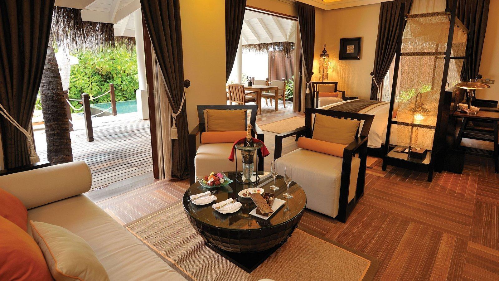 Мальдивы, отель Ayada Maldives, номер Beach Suite with Pool