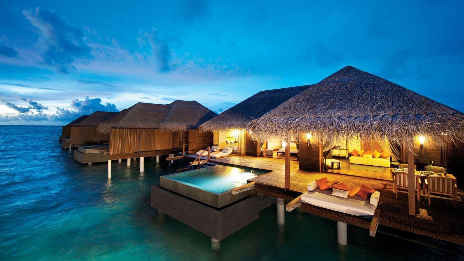 Мальдивы, отель Ayada Maldives, номер Family Ocean Suite with Pool