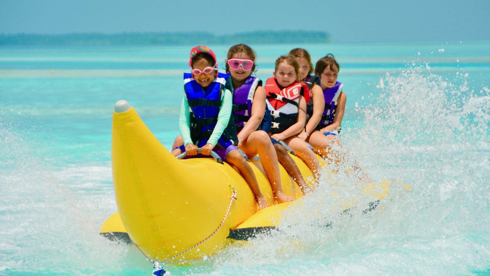 Мальдивы, отель Cocoon Maldives, банана
