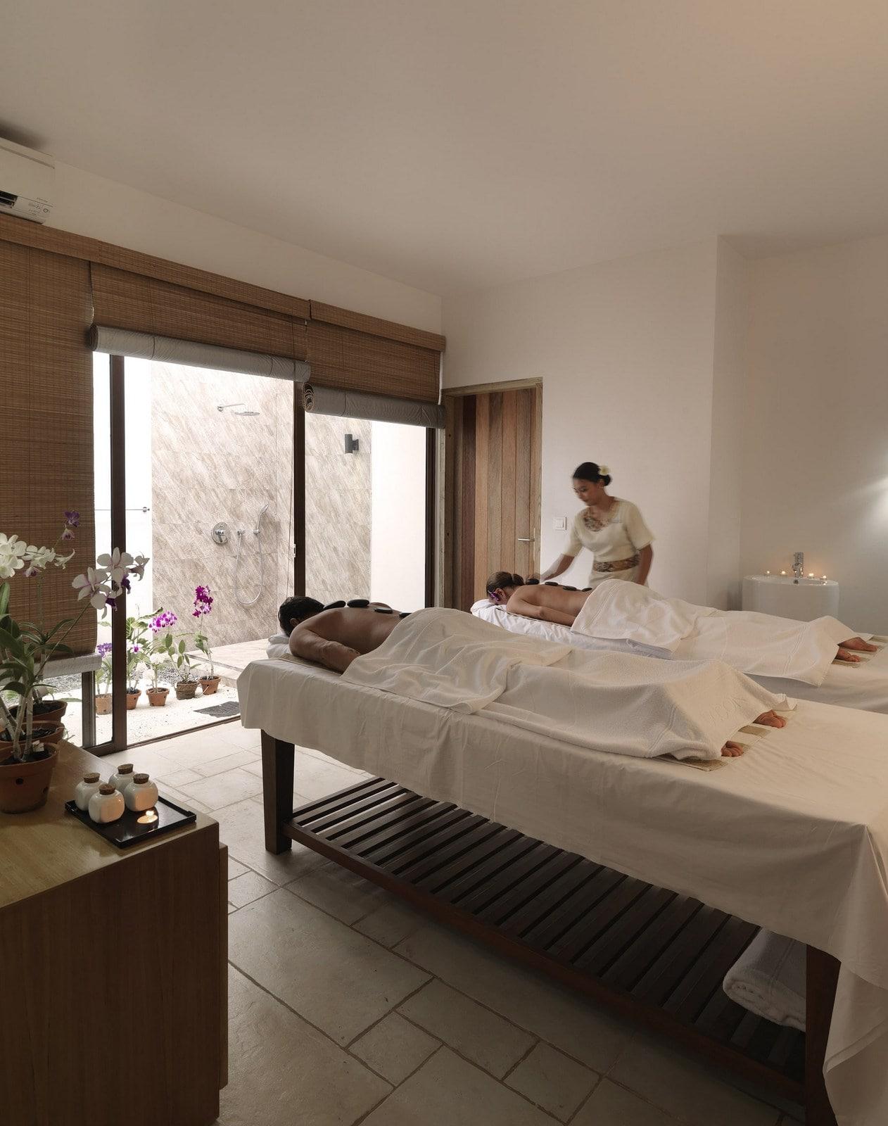 Мальдивы, отель Cocoon Maldives, спа