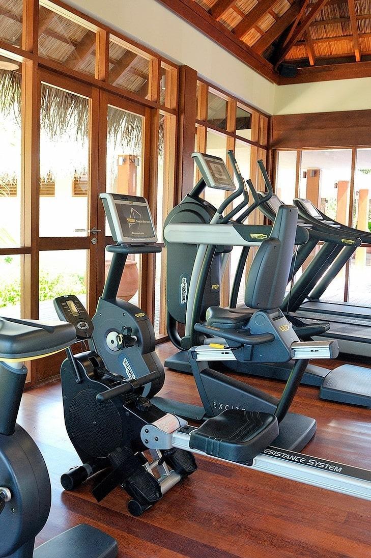 Мальдивы, отель Ayada Maldives, фитнес центр