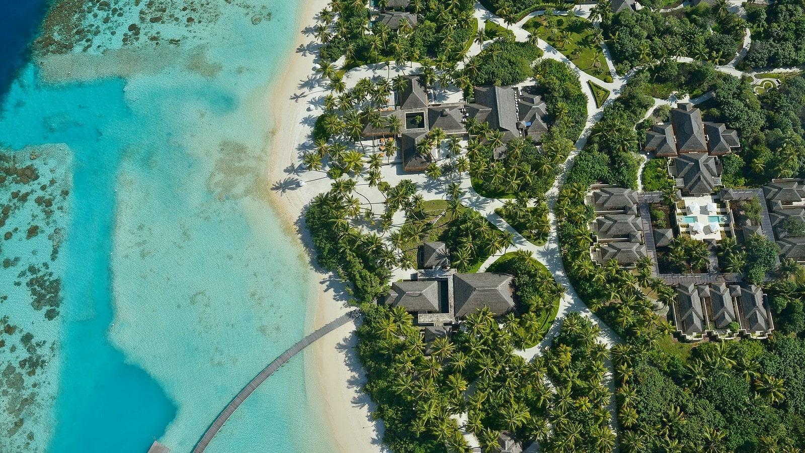 Мальдивы, отель Ayada Maldives