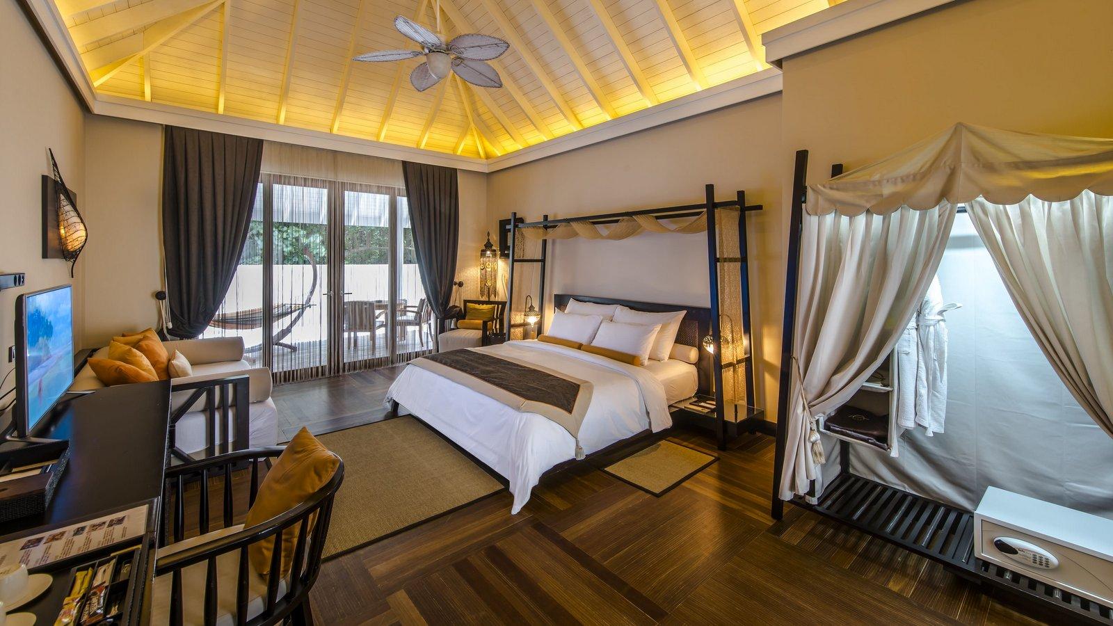 Мальдивы, отель Ayada Maldives, номер Garden Villa