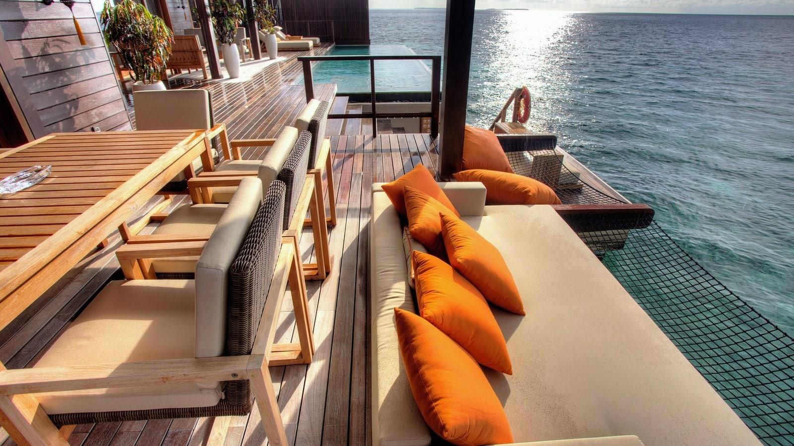Мальдивы, отель Ayada Maldives, номер Ayada Royal Ocean Suite with Pool