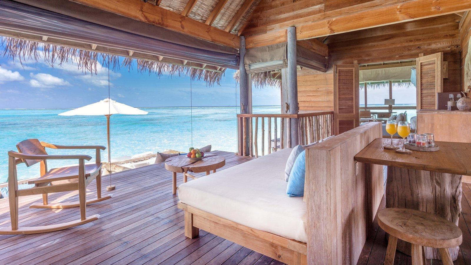 Мальдивы, отель Gili Lankanfushi Maldives, номер Villa Suite