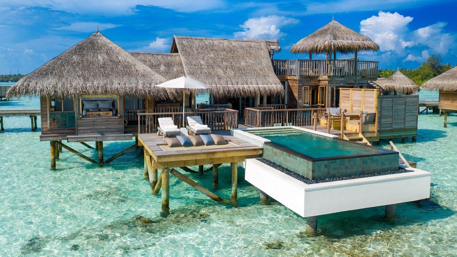 Мальдивы, отель Gili Lankanfushi Maldives, номер Villa Suite with Pool