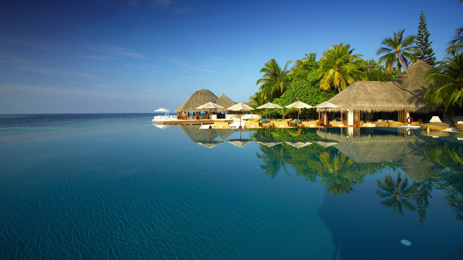 Мальдивы, Huvafen Fushi Maldives