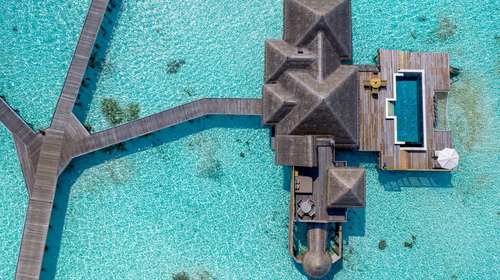 Мальдивы, отель Gili Lankanfushi Maldives, номер Residence with Pool