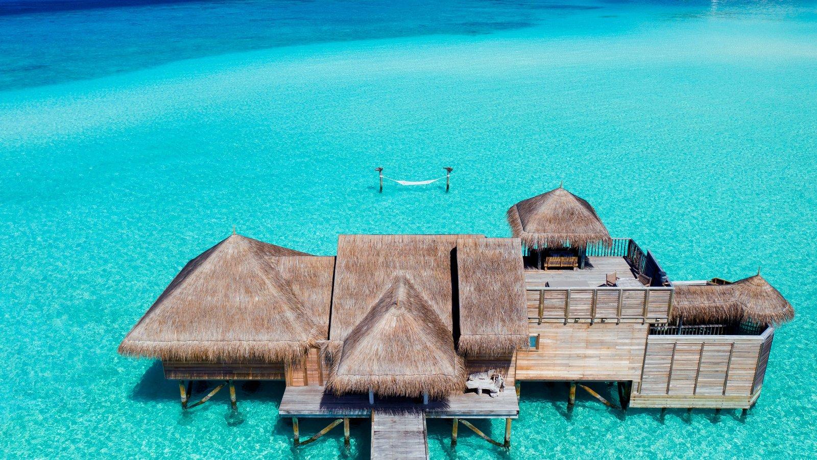 Мальдивы, отель Gili Lankanfushi Maldives, номер Gili Lagoon Villa