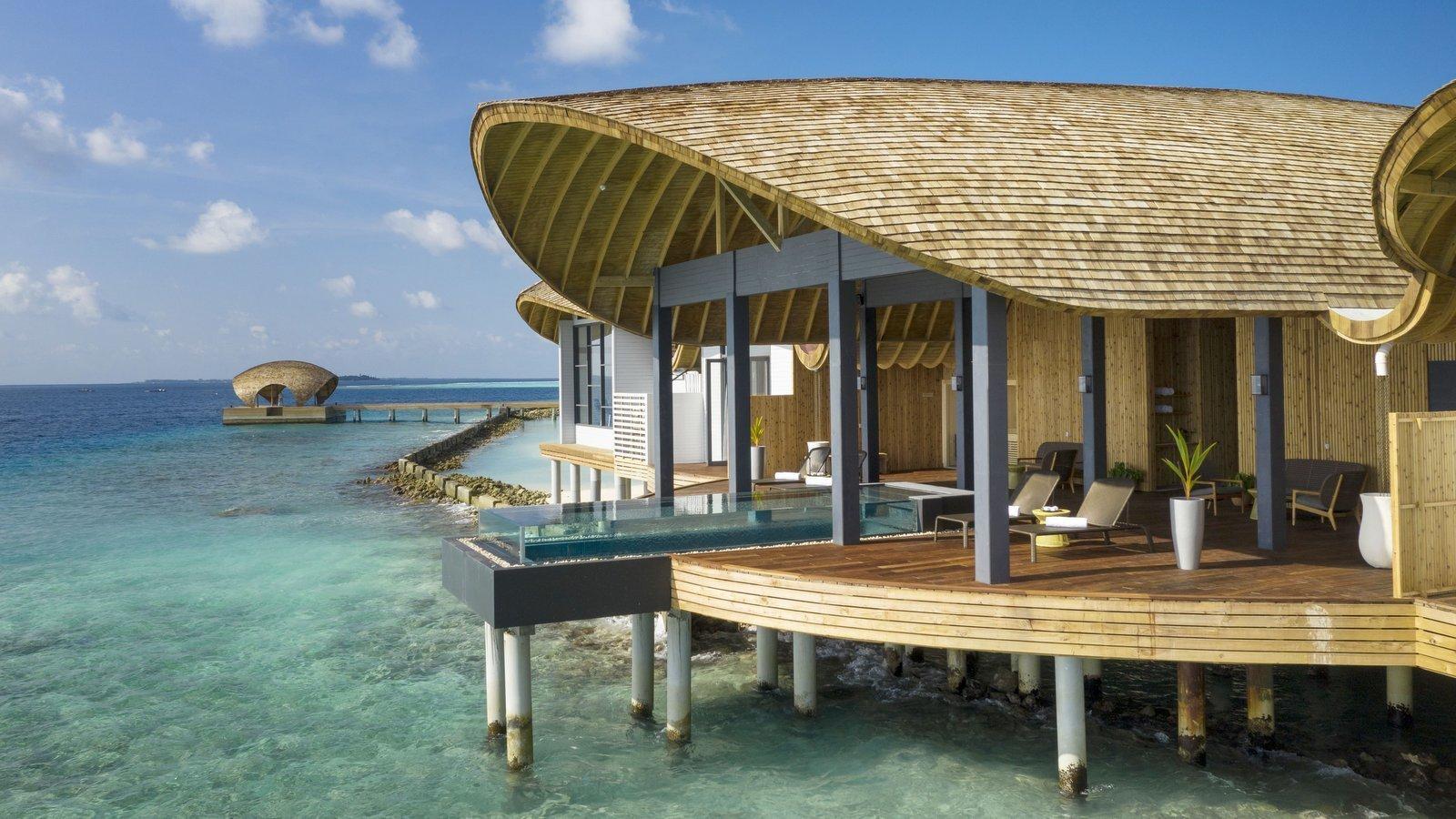 Мальдивы, отель LTI Maafushivaru Maldives, спа