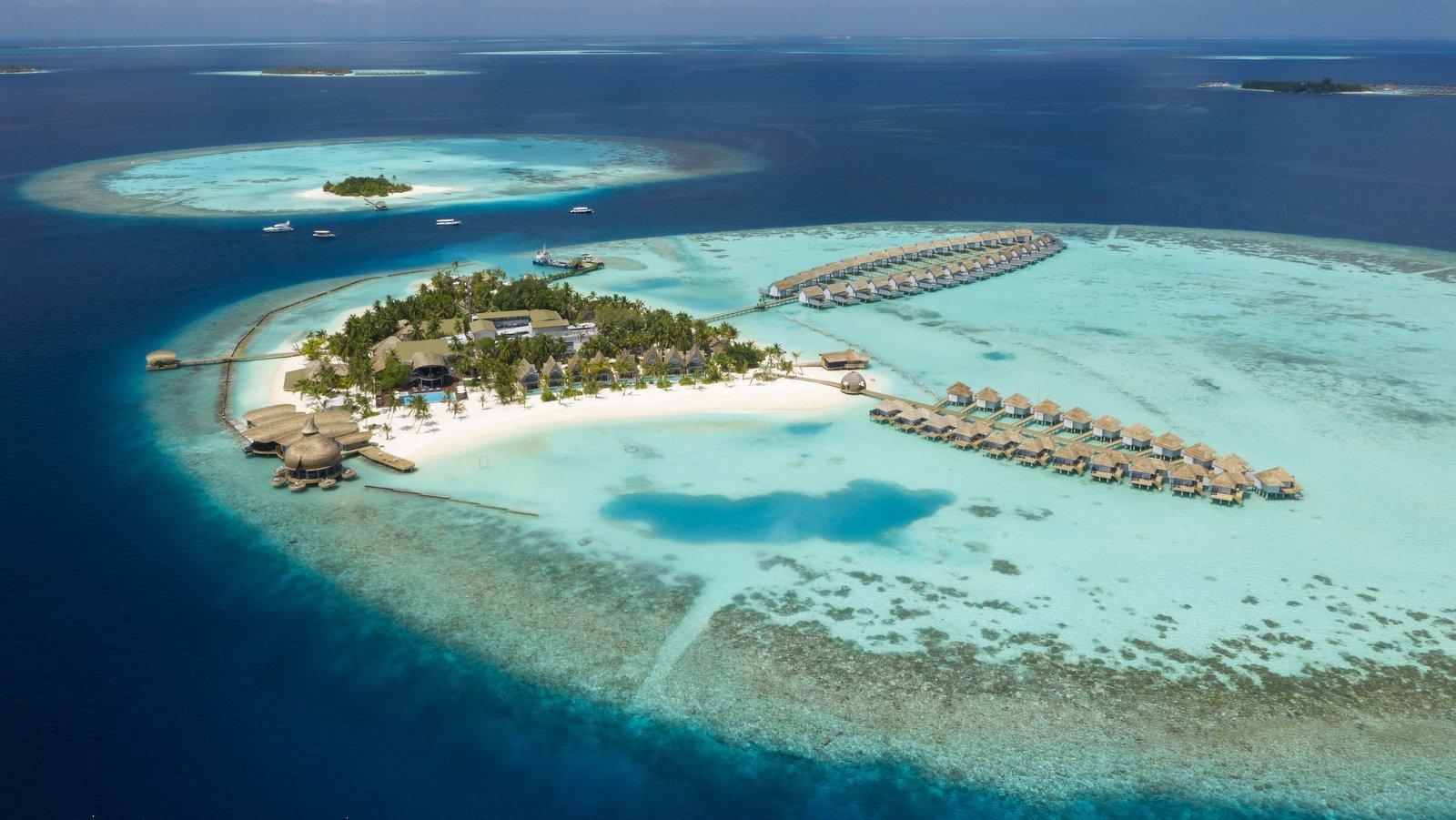 Мальдивы, отель LTI Maafushivaru Maldives