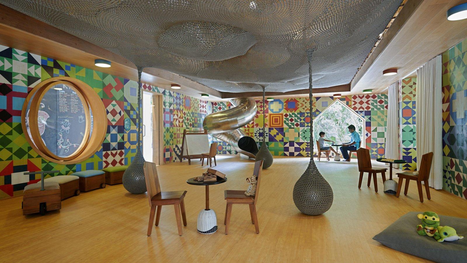 Мальдивы, отель Fairmont Maldives Sirru Fen Fushi, детский клуб
